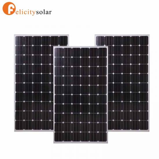 Factory Mono Price 320W Pv Panel Solar Panels 48V 500WATT for Solar Projects